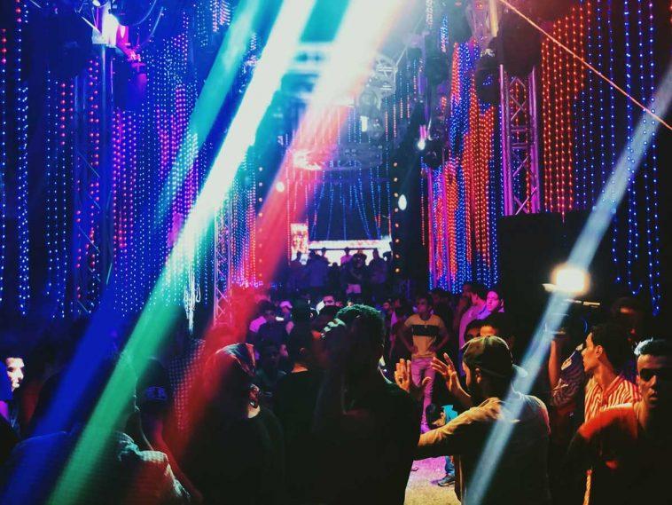 ليلة رأس السنة فى مصر