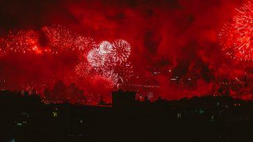 ليلة رأس السنة فى الأردن